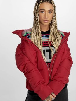 Pieces Lightweight Jacket pcFrankie red