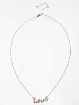Pieces Necklace pcTanja  gold
