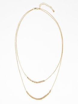 Pieces Necklace pcTatum Combi gold colored