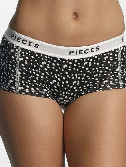 Pieces ondergoed pcLogo Lady zwart