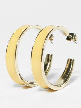 Pieces oorbel pcTrine Large Creol goud