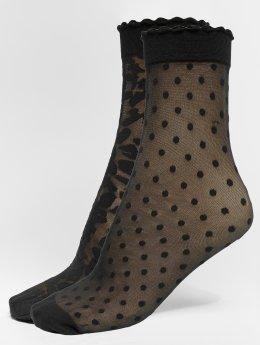 Pieces Ponožky pcTracy èierna