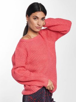 Pieces Pullover pcJessi rot