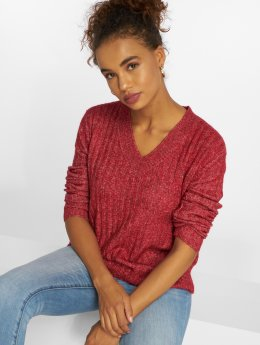 Pieces Pullover pcSanni rot