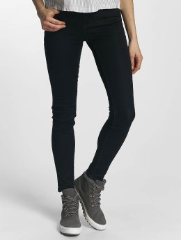 Pieces Skinny jeans pcFive Bettysoft blauw
