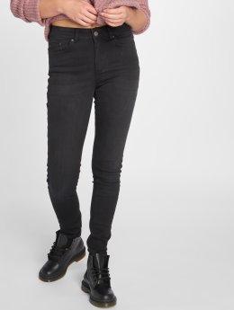 Pieces Skinny jeans pcFive Delly B212 zwart