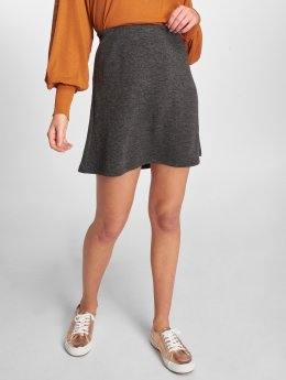 Pieces Skirt Pcwonder gray
