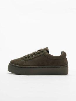 Pieces sneaker psMonet groen