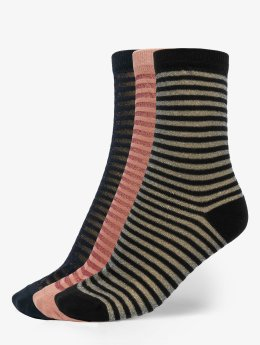 Pieces Socks pcTaylor black