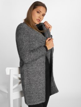 Pieces Strickjacke pcFable  grau
