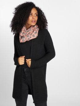 Pieces Strickjacke pcFable  schwarz