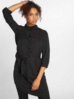 Pieces Sukienki pcFleure czarny