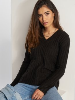 Pieces Sweat & Pull pcSanni Wool noir