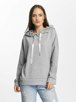 Pieces Sweat capuche pcCille gris