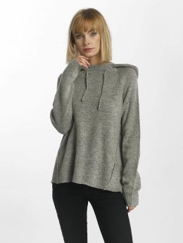 Pieces Sweat capuche pcIris gris