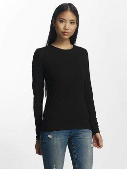 Pieces T-Shirt manches longues pcGanie noir