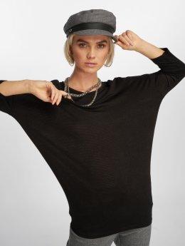 Pieces T-Shirt manches longues pcMinna noir