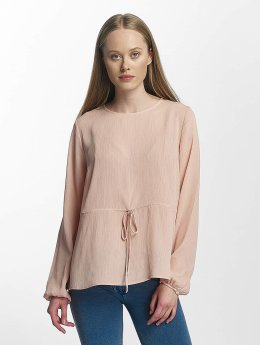 Pieces T-Shirt manches longues pcMacy rose