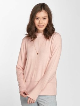 Pieces | pcAsta  rose Femme T-Shirt manches longues