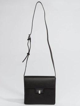 Pieces Frauen Tasche pcRosetta in schwarz