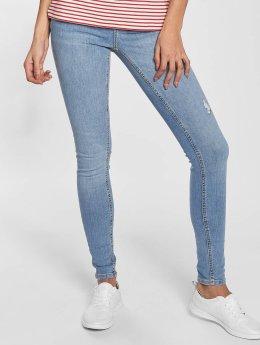 Pieces Tynne bukser pcFive Delly blå