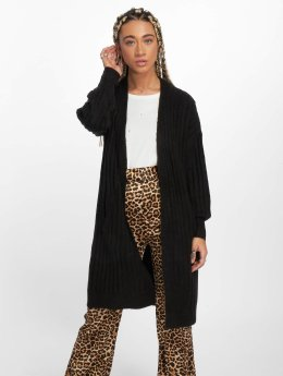 Pieces vest pcSanni Wool Knit zwart