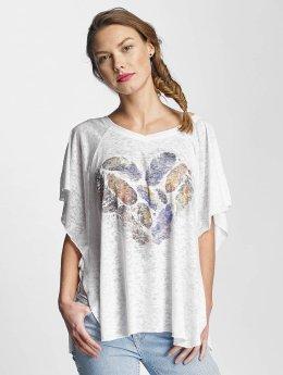 Poolgirl T-shirt Salome bianco