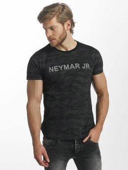 PSG by Dwen D. Corréa Camiseta Nahil negro