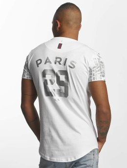 PSG by Dwen D. Corréa T-shirt Kylian bianco