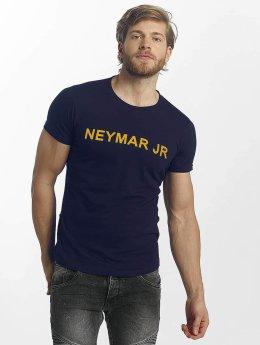 PSG by Dwen D. Corréa T-Shirt Nahil blau