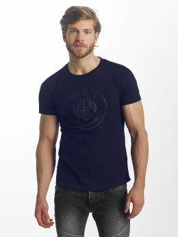 PSG by Dwen D. Corréa T-Shirt Yohan blue
