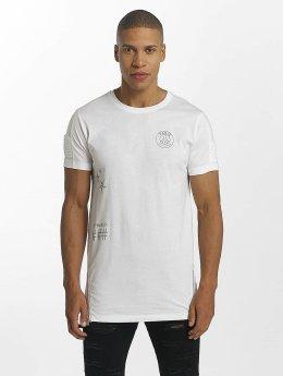 PSG by Dwen D. Corréa T-Shirt Soutio weiß