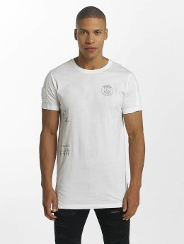 PSG by Dwen D. Corréa T-shirts Soutio hvid