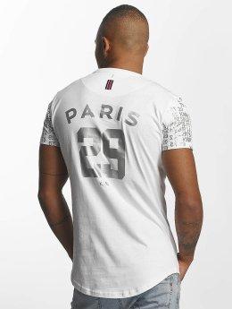 PSG by Dwen D. Corréa T-Shirty Kylian bialy