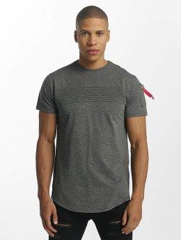 PSG by Dwen D. Corréa T-skjorter Julian grå