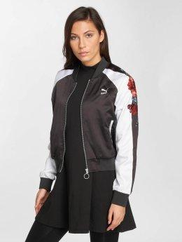 Puma Демисезонная куртка Premium черный