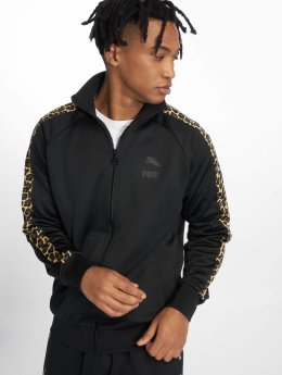Puma Демисезонная куртка Wild Pack T7 черный