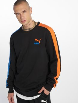Puma Пуловер Classics T7 черный