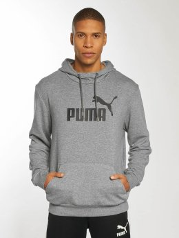 Puma Толстовка ESS No.1 серый