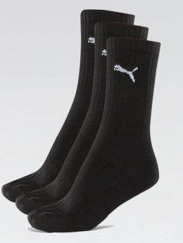 Puma Dobotex Chaussettes 3-Pack Sport noir