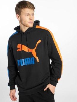 Puma Felpa con cappuccio Classics T7 nero