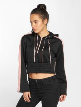 Puma Hoody En Point zwart