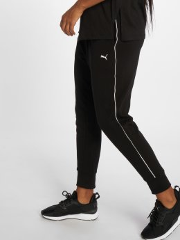 Puma Joggingbyxor Rebel svart