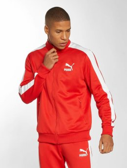 Puma Lightweight Jacket Archive T7 red