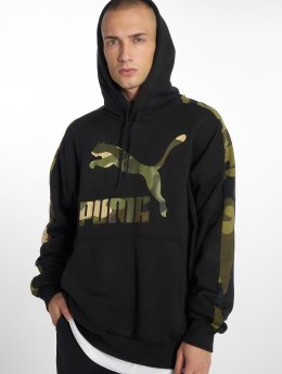 Puma Mikiny Wild Pack èierna