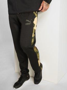 Puma Pantalón deportivo Wild Pack negro
