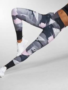 Puma Performance Legging Chase All Over Print gris