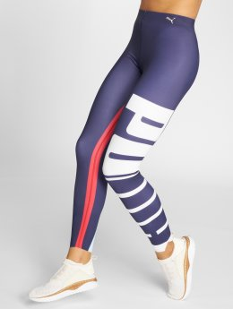 Puma Performance Legging Varsity weiß