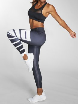 Puma Performance / Legging Varsity in zwart