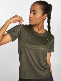 Puma Performance T-Shirt Graphic olive